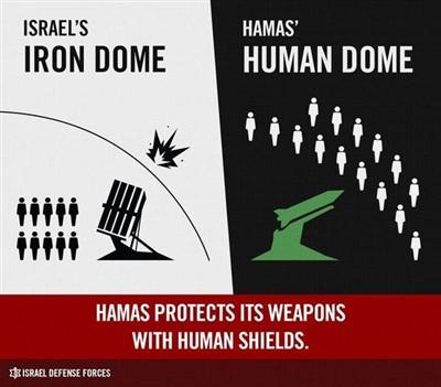Israeliskt pansar gick in i flyktinglager i gazaremsan